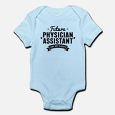 Future Physician Assistant Like My Daddy Body Suit