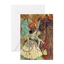 Dulac Fairy Greeting Card