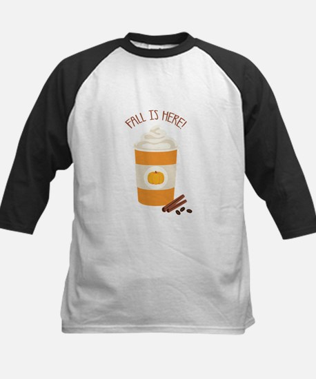 Fall Is Here Baseball Jersey