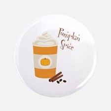 Pumpkin Spice Button