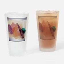 Cute Crystal Drinking Glass