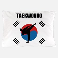 Taekwondo Pillow Case