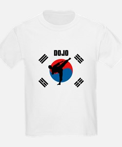 Martial Arts Dojo T-Shirt