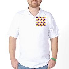 Unique Purple row T-Shirt