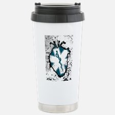 star of life anatomical heart Travel Mug