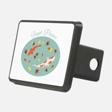 Find Peace Hitch Cover