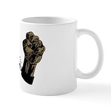 Black Fists Mug