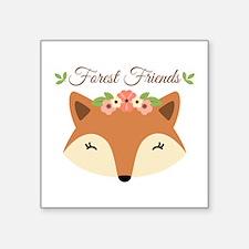 Forest Friends Sticker
