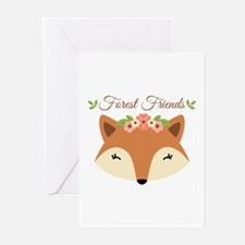 Forest Friends Greeting Cards