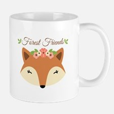Forest Friends Mugs