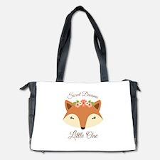 Sweet Dreams Fox Diaper Bag