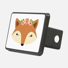 Fox Head Hitch Cover