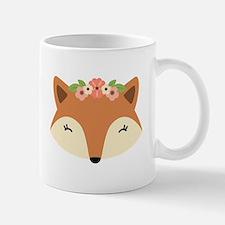 Fox Head Mugs