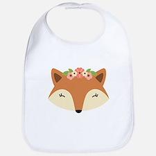 Fox Head Bib