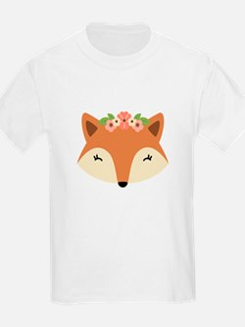 Fox Head T-Shirt