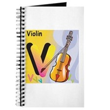 V for Violin Journal