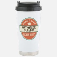orthopedic surgeon vint Travel Mug