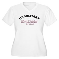 Cute Military design T-Shirt
