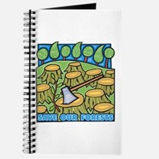 Save Our Forests Journal