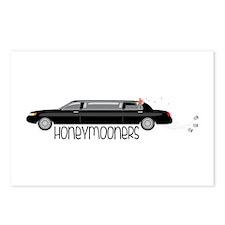 Honeymooners Postcards (Package of 8)