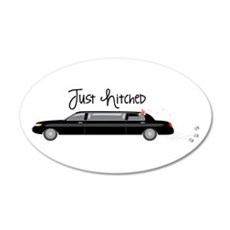 Just Hitched Wall Decal