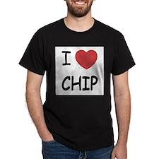 Cute I heart chipmunks T-Shirt