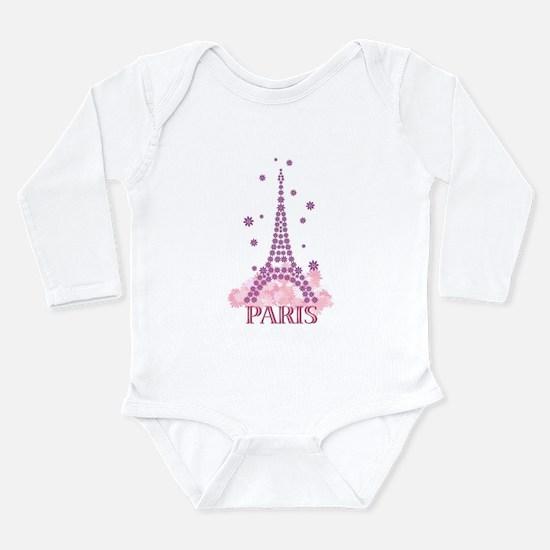 Cute Paris Onesie Romper Suit