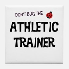 Athletic Trainer Tile Coaster