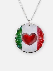 I Love Italy Necklace