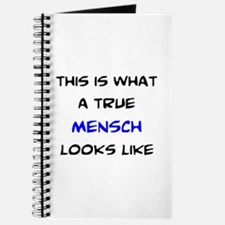 true mensch Journal