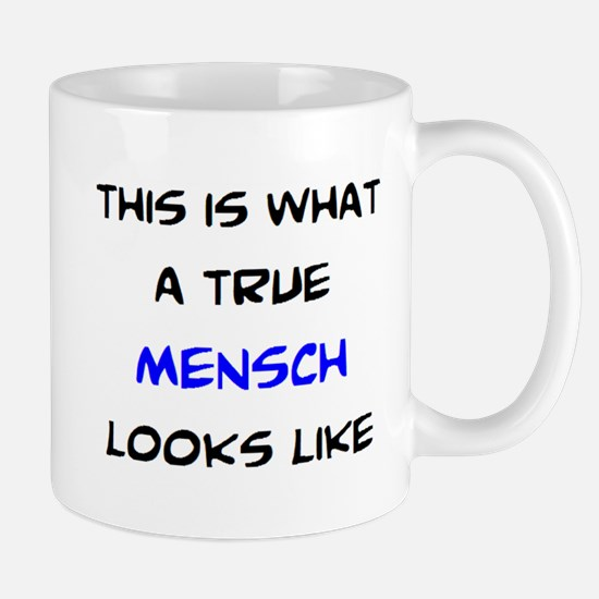 true mensch Mug
