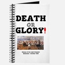 DEATH OR GLORY! - THE CHARGE OF THE LIGHT Journal