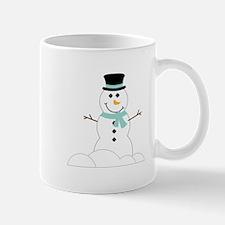 Snowman Mugs