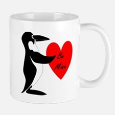 Penguin Valentine Mugs