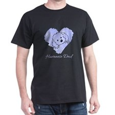 KiniArt Havanese Dad T-Shirt