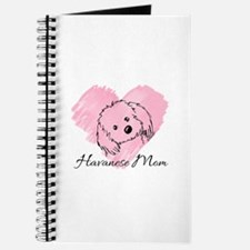 KiniArt Havanese Mom Journal