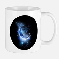 Awesome moon and stars Mugs