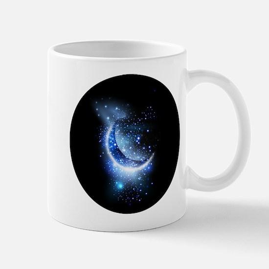 Awesome moon and stars Mugs