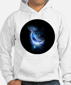 Awesome moon and stars Jumper Hoody