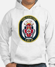 USNS Comfort (T-AH 20) without T Hoodie