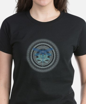 Dragonfly Blue Transformation T-Shirt