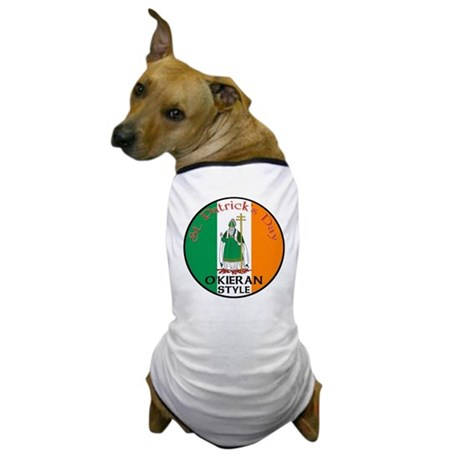 O'Kieran, St. Patrick's Day Dog T-Shirt