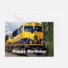 Cute Locos Greeting Card