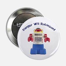 "Danger Will Robinson 2.25"" Button (10 pack)"