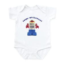 Danger Will Robinson Infant Bodysuit