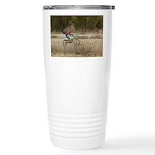 Dirt Bike Riding Travel Mug
