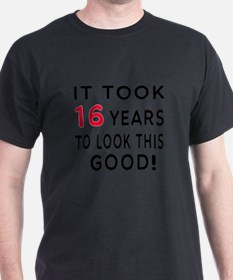 Cute 16 years old T-Shirt