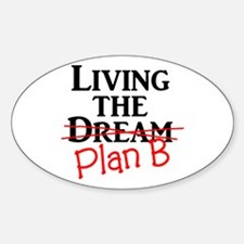 Plan B Decal