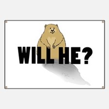 Will He? Banner