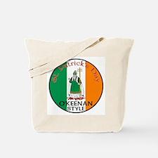 O'Keenan, St. Patrick's Day Tote Bag